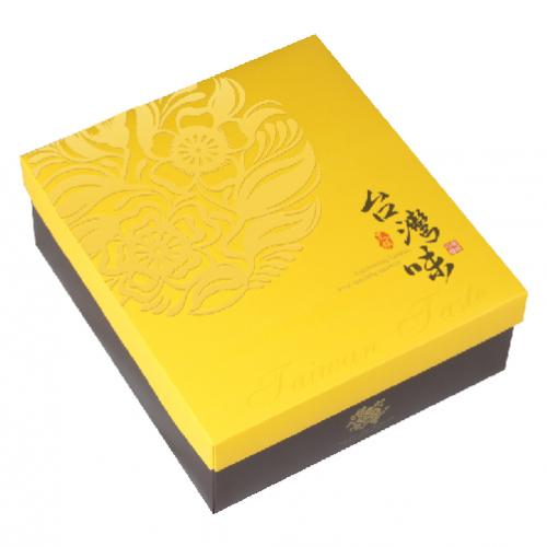 太陽餅、老婆餅禮盒 - 20入 - 藏金黃