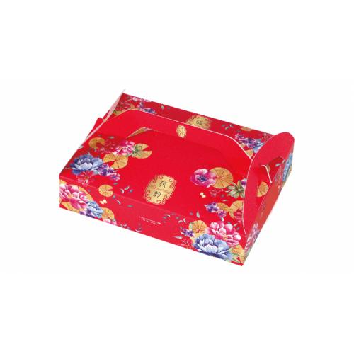 6入手提禮盒/花韵(紅)